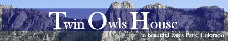 Twin Owls House Vacation Rental